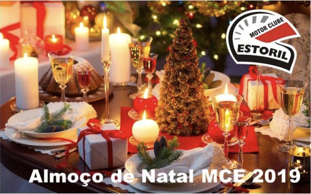 Almoço de Natal MCE 2019